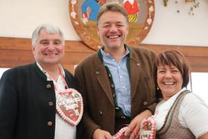 Harald Güller, Martin Haider, Diana Stachowitz