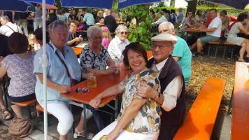 Sommerfest Kleingarten