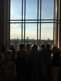 Führung durch den Bayerischen Landtag