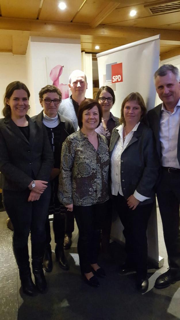Sportgespräch 2017 für den Münchner Norden