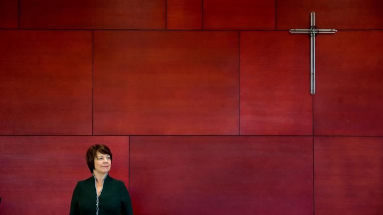 Diana Stachowitz, MdL und kirchenpolitische Sprecherin der BayernSPD Landtagsfraktion