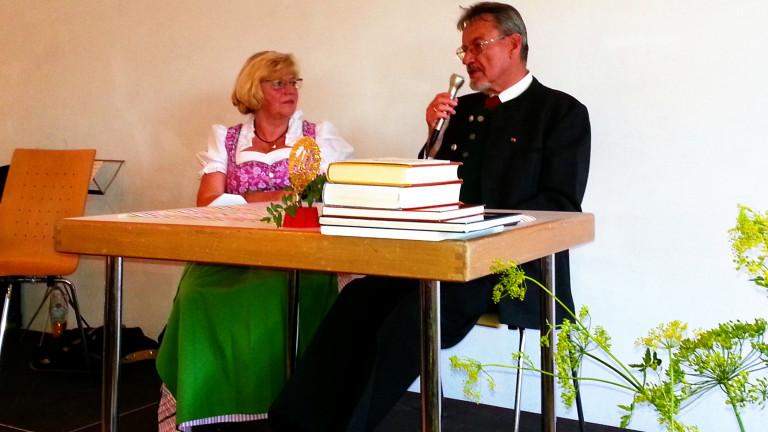 40 Jahre Geschichtsarbeit in Moosach - am 24. Juni 2015