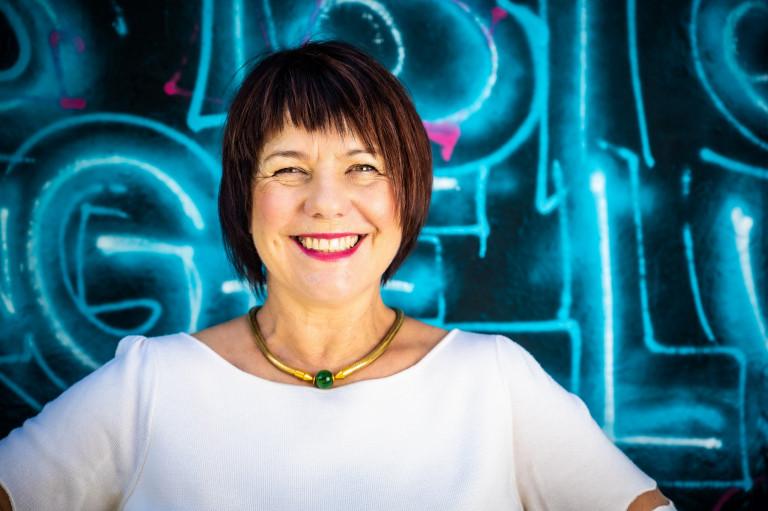 Diana Stachowitz, SPD-Landtagsabgeordnete für den Münchner Norden
