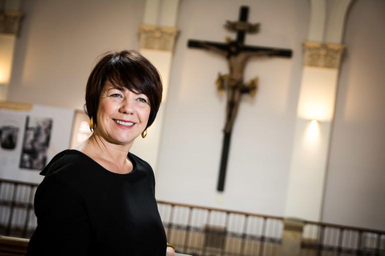 Diana Stachowitz, kirchenpolitische Sprecherin der SPD-Landtagsfraktion