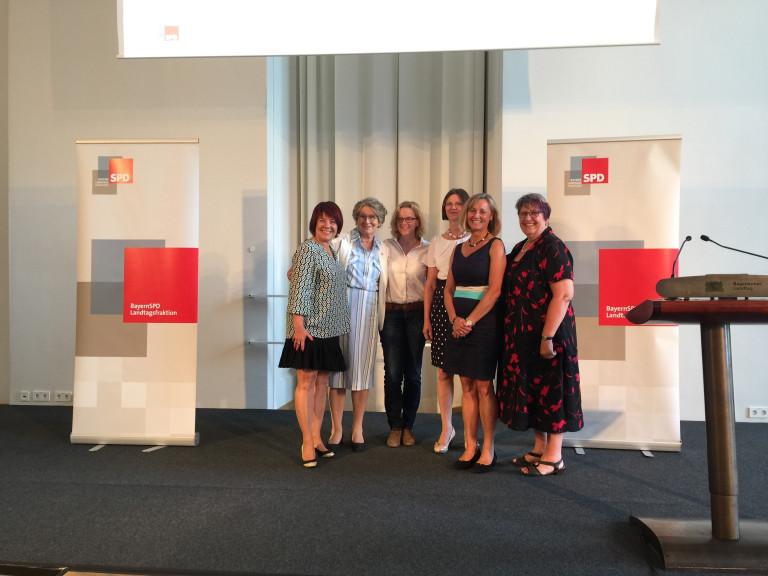Christinnentag 2018 im Bayerischen Landtag