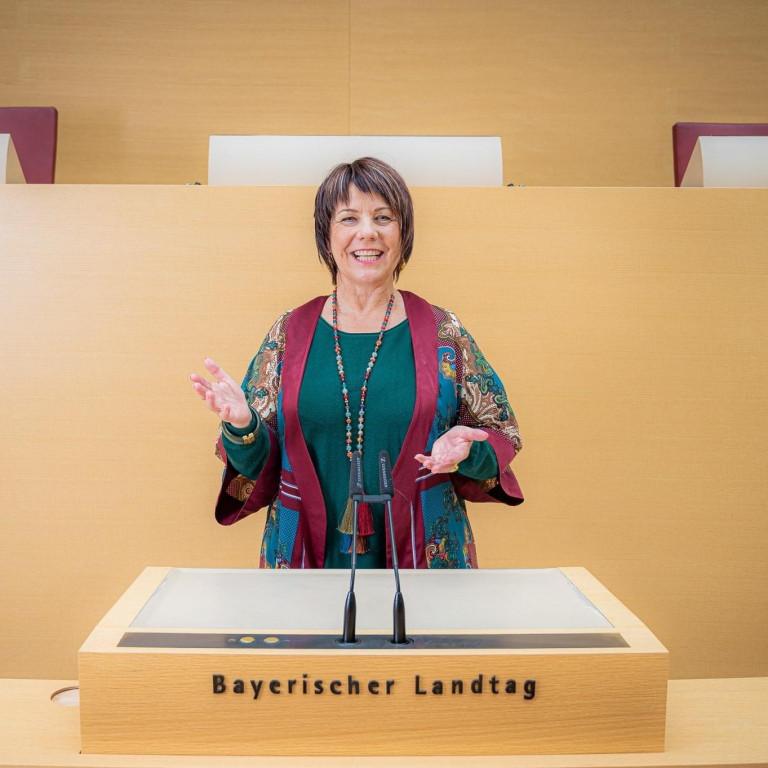 Diana Stachowitz, Bayerischer Landtag
